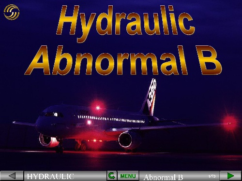 A320 HYDRAULIC ABNORMAL2
